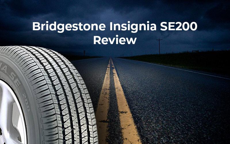 Bridgestone Insignia Se200 Tire Review