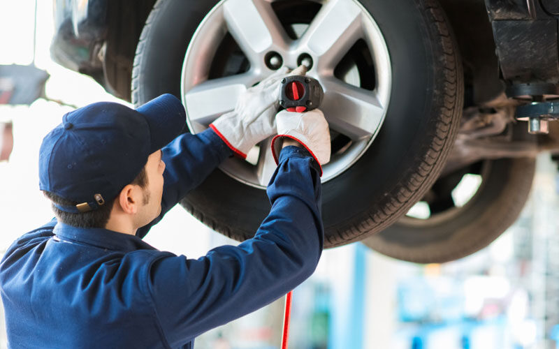 How To Install Tires Correctly