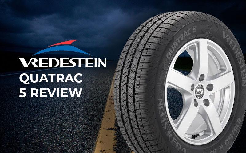Vredestein Quatrac 5 Review