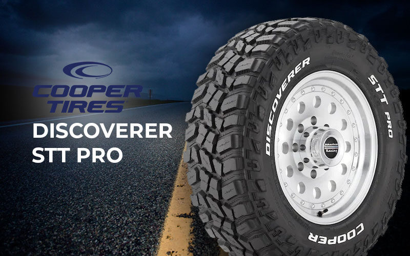 Cooper Discoverer Stt Pro Review