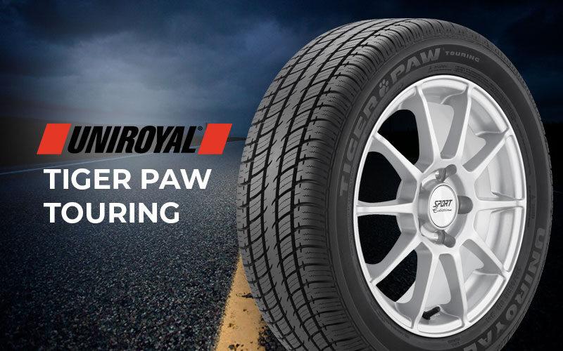 Uniroyal Tiger Paw Touring Review